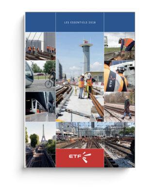 Rapport d'activités ETF pour les recrutements ferroviaires